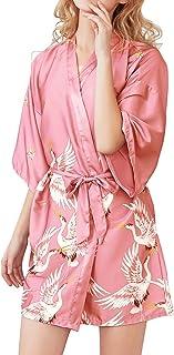 f53cd515af83 Amazon.es: Cuellos Bordados - Batas y kimonos / Ropa de dormir: Ropa