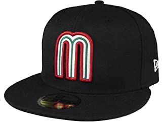 New Era World Baseball Classic Mexico Fitted Hat Cap Men Size 59fifty WBC