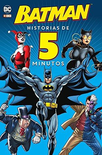 Batman: Historias de cinco minutos