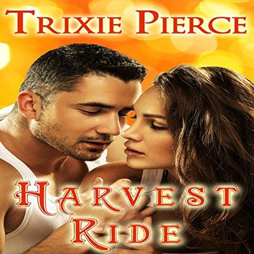 Harvest Ride audiobook cover art