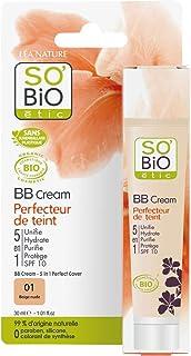 SOBIO ÉTIC BB Crème Perfecteur de Teint 5en1 01 Beige Nude