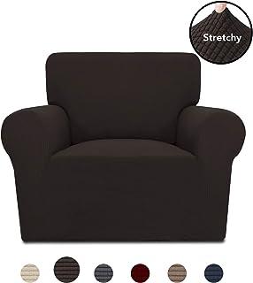 PureFit Stretch Chair Sofa Slipcover – Spandex Jacquard...