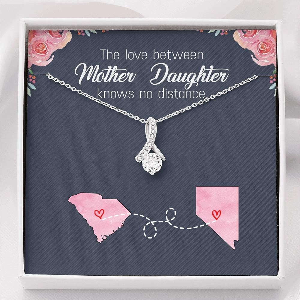FamilyGift South Charlotte Mall 35% OFF Carolina Nevada Necklace Mom Daughter for from