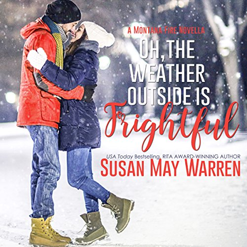 Oh, the Weather Outside Is Frightful audiobook cover art