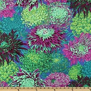 FreeSpirit Fabrics Kaffe Fassett Collective 2010 Pandora Chrysanthemum, Yard, Multi
