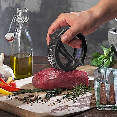 Amaciador Para Carne A0103 Preto Basic Kitchen