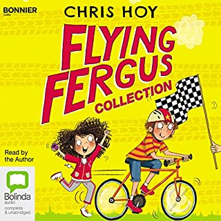 Flying Fergus Collection cover art