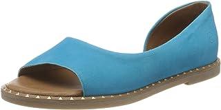Tamaris 1-1-28185-34, Sandale Plate Femme