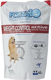 フォルツァディエチ(FORZA10) 療法食 ウェイトコントロールアクティブ 800g