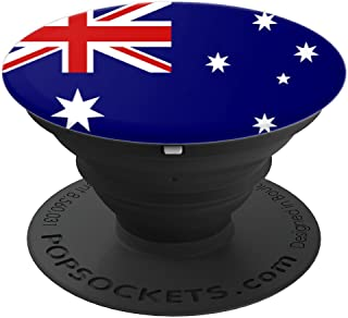 Australian flag phone holder - PopSockets Grip and Stand for Phones and Tablets