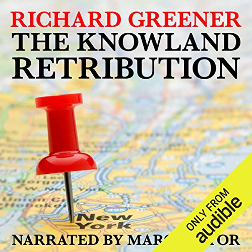 The Knowland Retribution audiobook cover art