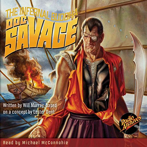 Doc Savage: The Infernal Buddha Titelbild