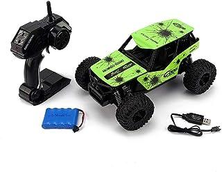 سيارة موبوك، مقياس 1/16، 2.4 جيجا هرتز عالية السرعة للتحكم عن بعد في الطرق الوعرة والعربة الكهربائية التي تعمل بالتحكم عن ...