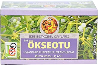 Ökse Otu Bitki Çayı 20 Süzen Pşt
