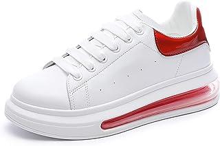ASMCY Mujeres Casual Zapatos para Correr con Colchón de Aire, Ligero Cómodo Deportes Gimnasio Antideslizante Caminando Zap...