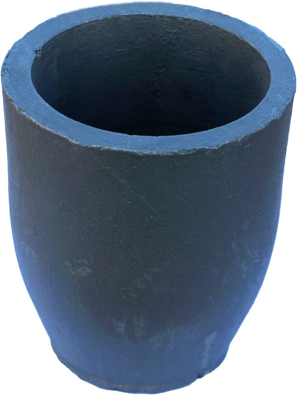 Aluminum 5KG Foundry Clay Graphite Crucibles Propane Furnace Torch Melting Casting Refining for Gold Silver Copper 5KG