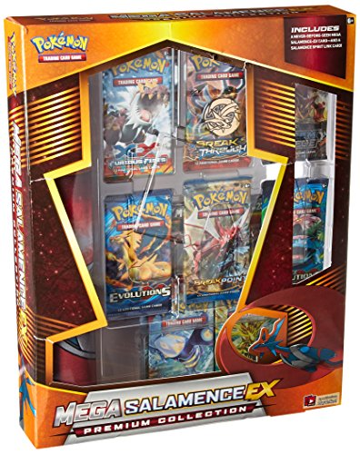 Pokemon TCG Mega Garchomp-EX/Mega Salamence-EX