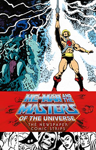 He-Man and the Masters of the Universe: The Newspaper Comic Strips (English Edition)