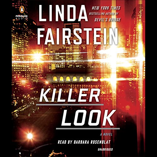 Killer Look audiobook cover art