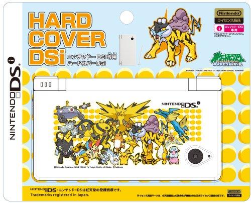 Pokemon Diamond & Pearl Hard Cover for Nintendo DSi-Electric Pokemon