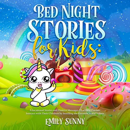 Bed Night Stories for Kids  By  cover art
