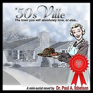 '50sVille Vol. 2 audiobook cover art
