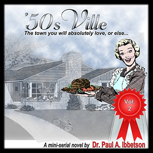 '50sVille Vol. 2 audiobook cover art