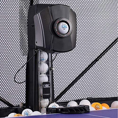 WNN-URG Stoge 2020 Tabla automática Tenis Robot Ping Pong máquina de Bolas...