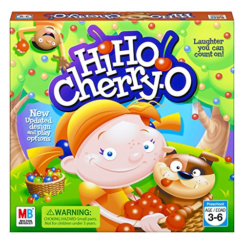 Hasbro Hi Ho! Cherry-O Board Game for 2...