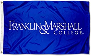 Franklin and Marshall Diplomats Flag