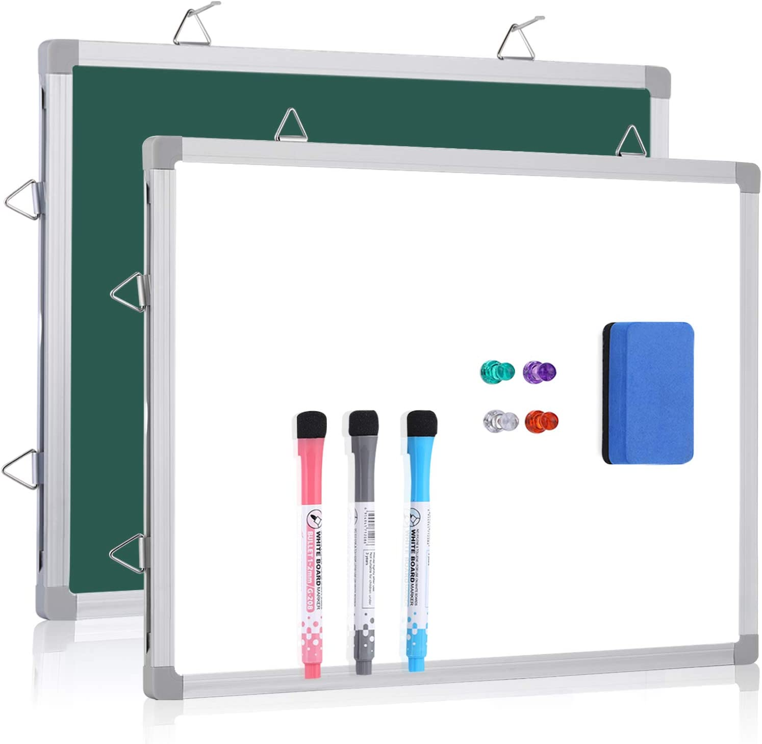 Magnetic Chalkboard Small Dry Erase Board 2 in 16 Inch 12 Excellent 1 x Max 62% OFF