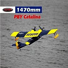 DYNAM RC Airplane PBY Catalina Blue 1470mm Wingspan - SRTF