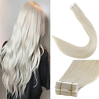 Best 60 piece tape in hair extensions Reviews