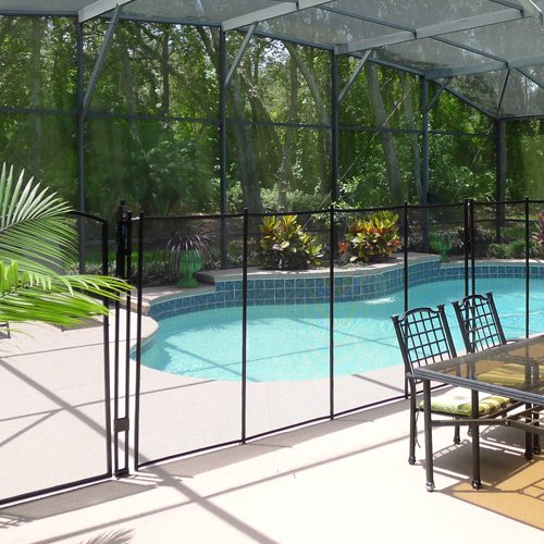 Sentry Safety Pool Fence Visiguard...