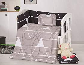 5-Piece Baby Collection Crib Bedding Set-Lucas-014