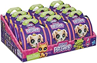 Littlest Pet Shop Series 1 Tiny Carrier Mini-Figures Case of 12 Figures