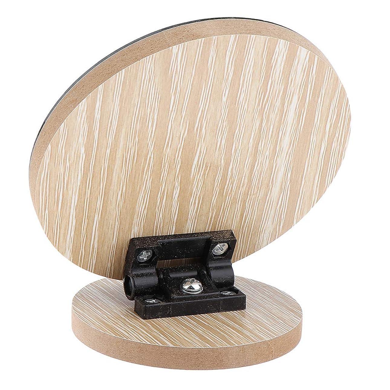 繁殖スーパーマーケット法廷Toygogo 化粧鏡 スタンド 卓上 メイクアップミラー 化粧ミラー メイクミラー 2サイズ選べ - 12.5 cm