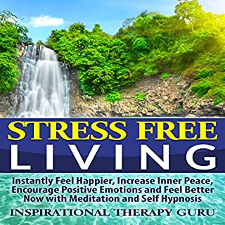 Stress Free Living cover art