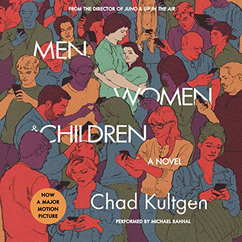 Men, Women & Children: A Novel (Tie-in) cover art