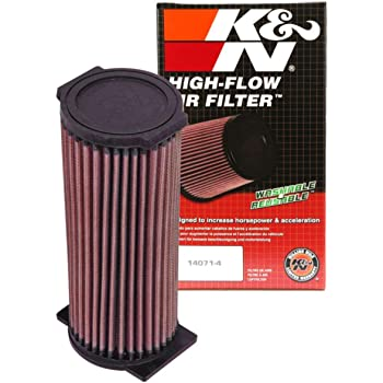 K/&N FILTER YA-6601 Yamaha High Performance Replacement Air Filter