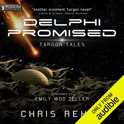 Promisedfieldcover Jpg: Delphi Promised (Audiobook) By Chris Reher