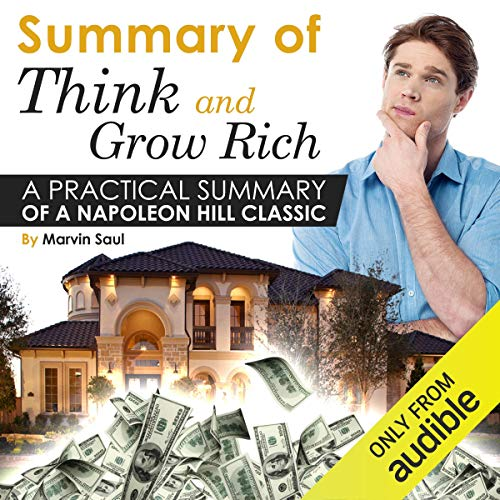 Summary of Think and Grow Rich  By  cover art