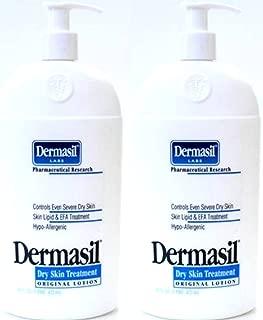 Dermasil Dry Skin Treatment, Original Lotion - 14.5 Oz (Pack of 2)