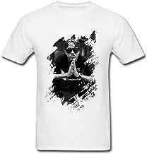 CNTJC Men's August Alsina T Shirt S