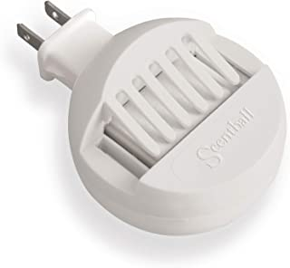 AromaHouse Scentball-Plug in Diffuser with 5 Refill Pads