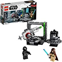 LEGO Star Wars: A New Hope Death Star Cannon 75246 Advanced Building Kit with Death Star Droid, New 2019 (159 Pieces)