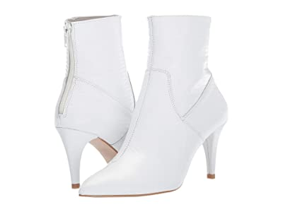 Free People Willa Ankle Boot (White) Women