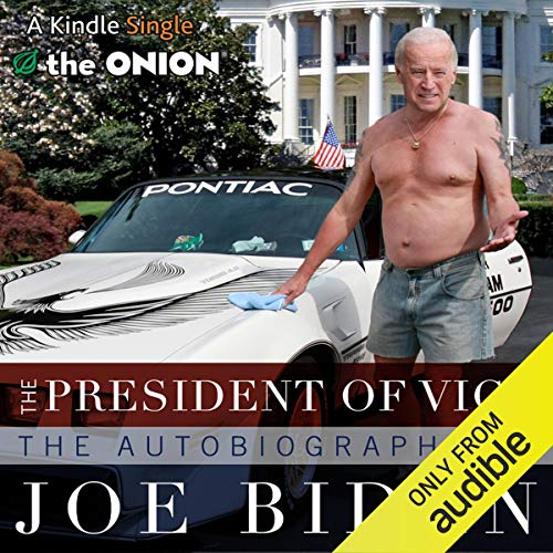 The President of Vice cover art