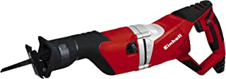 Einhell All Purpose Saw TE-AP 1050 (1050 W, Pendulum Stroke Function, Swiveling Saw Head, Softgrip, Blade Change Without T...