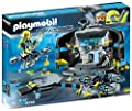 Playmobil 9250 Top Agents Dr. Drone's Command Base Toy Set, Multi